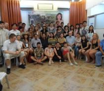 Reprezentanci Jaworzyny Śląskiej na Filipinach