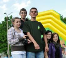 Polska Biega…a my pomagamy:)