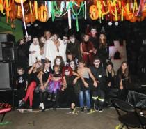 Bal dla dzieci z okazji Halloween