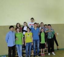 Turniej rad młodzieżowych w Borowej