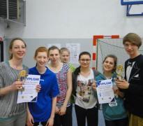 III Turniej Młodych Radnych w siatkówkę
